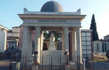Tomba di Niccolò Paganini