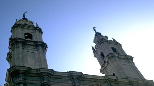 Ex chiesa di San Francesco di Paola già Torre dei Paolotti
