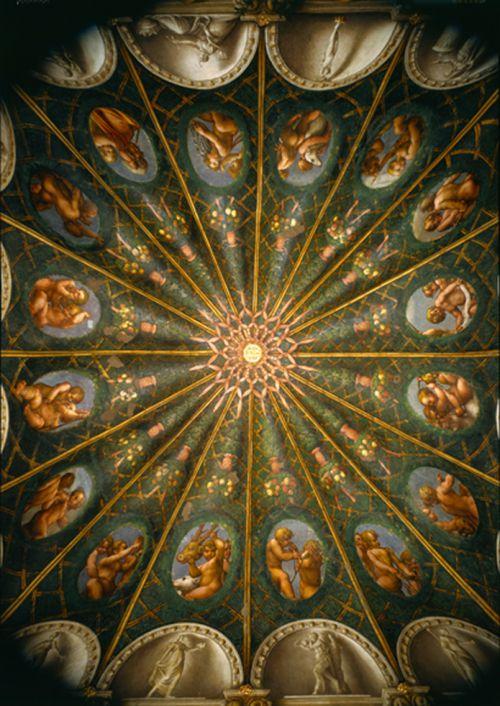 Camera di San Paolo Correggio. Archivio Comune di Parma - CC BY-NC-SA