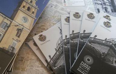 mappe cartine Ufficio Informazione Turistica Parma