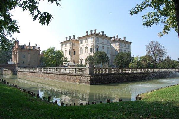esterno del Museo Nazionale Giuseppe Verdi a Busseto