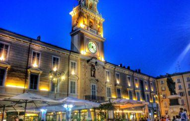 Piazza Garibaldi sera