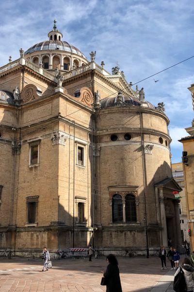 Basilica Santa Maria della Steccata