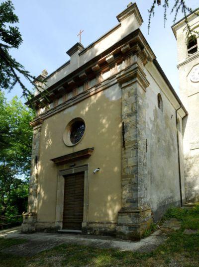 Chiesa di San Martino Mozzano, Neviano degli Arduini