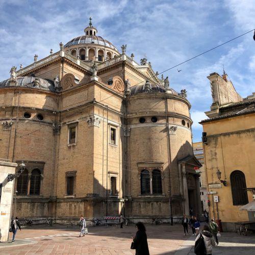 Basilique of Santa Maria della Steccata