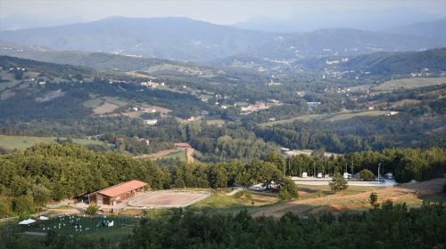 Area camper Tarolli Albareto