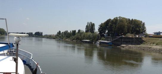 Attracco fluviale