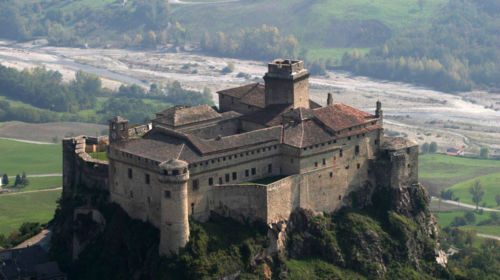 Castelli stregati: il castello di Bardi