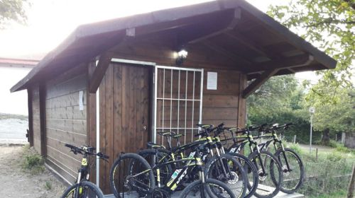 E-bike Parco Cento laghi