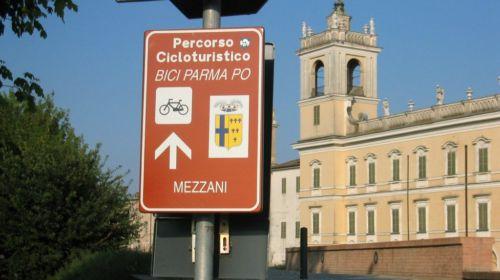 Noleggio bici Colorno