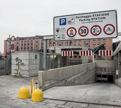 Parcheggio Stazione di Parma