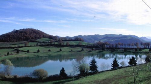 Parco Monte Fuso Lago Scurano