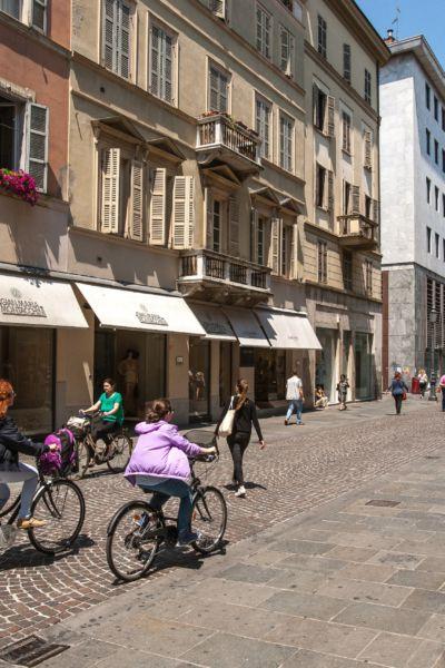 Parma a pedali