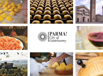 Parma city of gastronomy tour