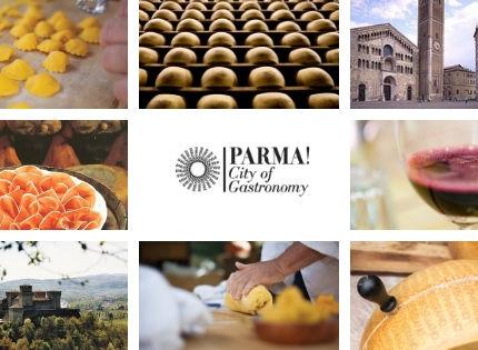 Parma city of gastronomy tour