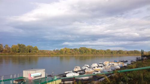 Porto fluviale Polesine