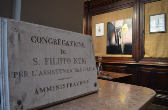 Ex Farmacia San Filippo Neri Parma