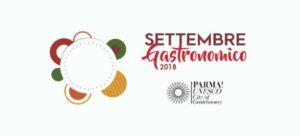 Logo dell'evento Settembre Gastronomico