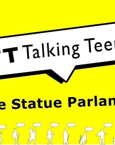 talking teens