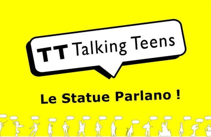 talking teens
