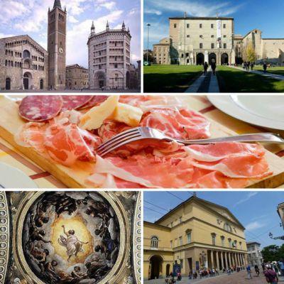 I top five Parma