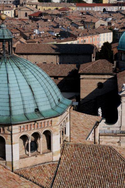 Cupola Duomo e San Giovanni dall'alto