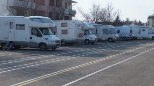 Area camper Busseto