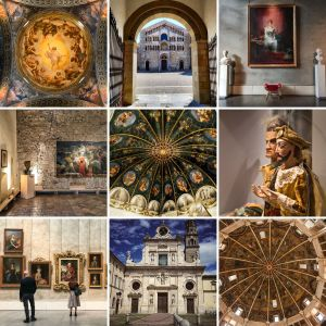Musei monumenti Parma