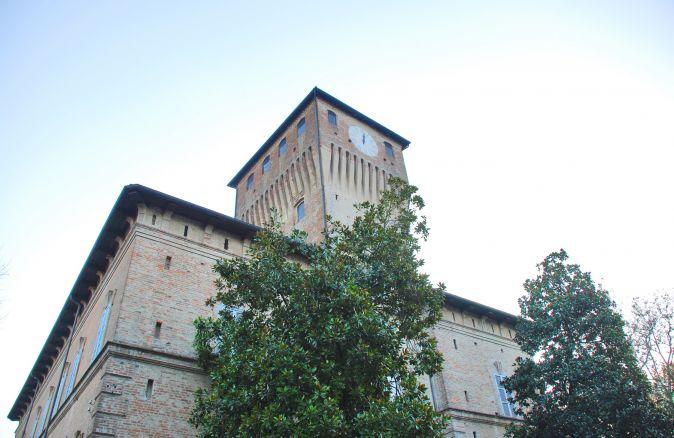 Rocca di Sissa esterno