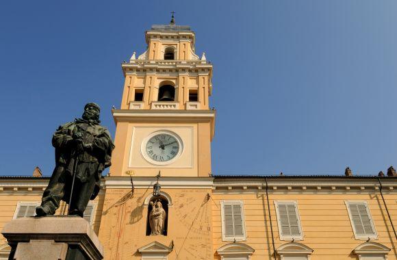 Parma palazzo governatore