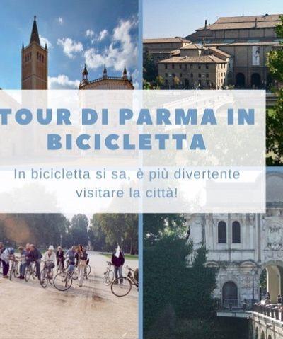 Tour di Parma in bicicletta