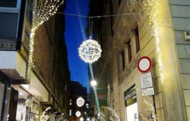 Parma luci Natale 2020