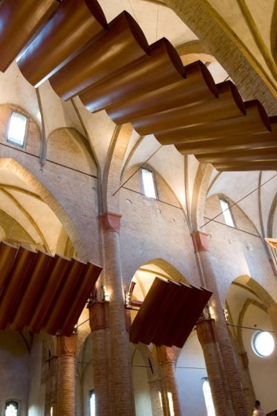 Auditorium Carmine interno