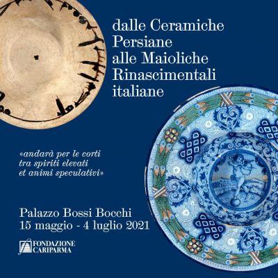 Dalle ceramiche persiane